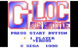 ゲームギア『G-LOC AIR BATTLE』3DSVCで配信開始!ローカルプレイにも対応の画像