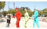 The Denpa Men!実写で紹介する海外版『電波人間のRPG』プロモ映像がユニークの画像