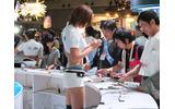 東京ゲームショウのブースの画像