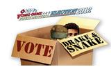 PSハードはドレイクとスネークのコンビで選挙戦を戦うの画像