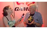 マリオの中の人は素顔もマリオそのもの!Charles Martinet氏「EB EXPO 2012」に登場の画像