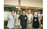 出演者 左から山本氏、飯田氏、森下氏、田中氏、黒川氏の画像
