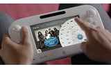 「TVii」操作時のWii U GamePadの画像