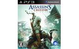 PS3版『アサシン クリードIII』パッケージの画像