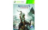 Xbox360版『アサシン クリードIII』パッケージの画像