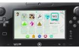Wii U メニュー画面の画像