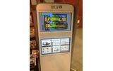 Wii Uの映像スタンドがゲームショップに登場の画像