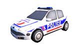 フランス警察の画像