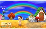 きれいな虹が出ていました!L・Rでパシャリの画像