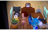 カベに向けて利用しているピクミンと、ユニコーンのジュリーの画像