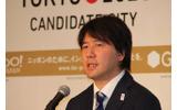 グリー代表取締役社長の田中良和氏の画像