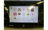 Wii Uメニューも日本語版のものになっていますの画像