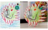 子供の絵を3Dプリンタで立体化しよう!3Dプリントサービス「Crayon Creatures」の画像