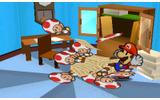 『ペーパーマリオ スーパーシール』にはカットされたミニゲームが存在したの画像