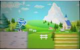 スピードアップなどの特殊アイテムをゲットすれば、一気にステージを走り抜けることもできます。の画像