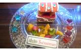 3周年記念限定 宝箱スペシャルスイーツの画像