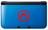 まるで限定版本体!3DS用デカールシールの画像