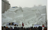 大雪像「伊勢 神話への旅」の画像