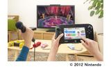 Wii Uで手軽に本格カラオケの画像
