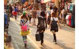 原宿・竹下通りは「Kawaii」を世界に発信 写真提供:Getty Imagesの画像