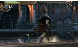 3DS『Castlevania: Lords Of Shadow - 宿命の魔鏡』ゲームプレイ動画公開、2D風味のアクションの画像