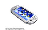 PlayStation Vita アイス・シルバーの画像