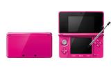 ニンテンドー3DS グロスピンクの画像