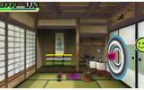 和風な部屋の中、タケヤリマンの音楽でプレイの画像