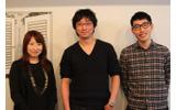(左から)佐伯氏、小原氏、清水氏の画像