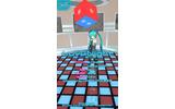 初音ミクがピザの上に出現!ドミノピザ、コラボARアプリ『Domino's App feat. 初音ミク』リリースの画像