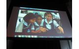 ベトナムで実施されたGラーニングのニュース映像の画像