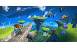 海底遊泳が楽しめる『LINE EASY DIVER』リリース ― グラスホッパー飯田和敏氏の新作の画像