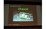 プラットフォーム化は「Channel」という概念を元に行っていくと森川氏の画像