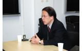 DiGRA JAPAN会長で立命館大学の細井浩一氏の画像