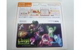 パッケージ版と異なるアートワークが使われているダウンロードカードの画像