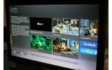 Game Stickの起動画面。ゲームの選択ができるの画像