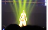舞台キャストによるアクションが披露の画像