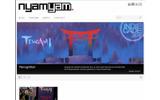 楢村氏の講演に影響を与えた『Tengami』のサイトの画像