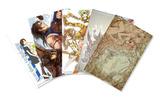 CC2オリジナル描き下ろし「マチ★アソビ」限定ポストカード(全5枚セット)の画像