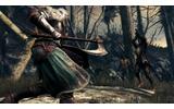新たに公開されたスクリーンショット「亡者騎士との戦闘」の画像