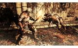 新たに公開されたスクリーンショット「急襲亡者犬」の画像