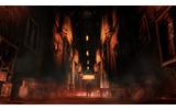 新たに公開されたスクリーンショット「赤い炎の回廊」の画像