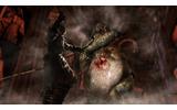 新たに公開されたスクリーンショット「オーガとの戦闘」の画像