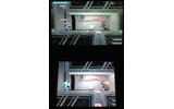 本作最大の特徴として、3DSの上下2画面に広がる2つの平行世界をL/Rボタンを押すことで瞬時に切り替え、実体を移動できることが挙げられますの画像