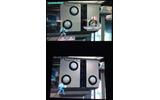かなりタイミングよくボタンを押さないと、突破できないステージもあったりの画像
