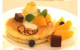 二段目 オレンジハニーパンケーキの画像