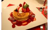 モーグリ仕様のパンケーキの画像