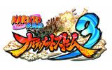 『NARUTO-ナルト- 疾風伝 ナルティメットストーム3』ロゴの画像