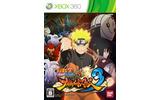 Xbox360版『NARUTO-ナルト- 疾風伝 ナルティメットストーム3』パッケージの画像