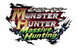 『モンスターハンター マッシヴハンティング』ロゴの画像